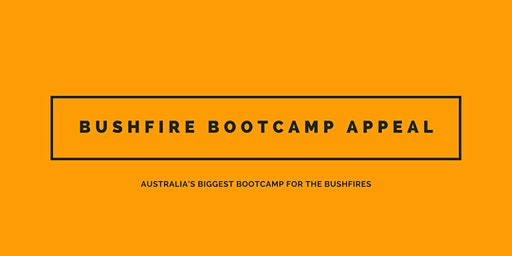 Bushfire Bootcamp Appeal - Gold Coast