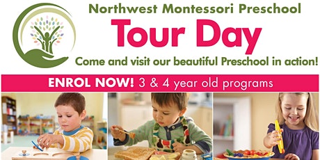 2020 Northwest Montessori Essendon Campus Tour Waitlist tickets