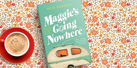 Author talk with Rose Hartley tickets