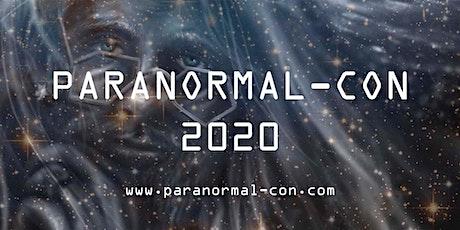 Paranormal-Con tickets