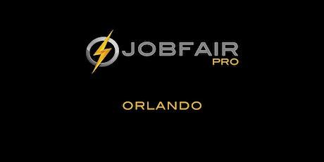Orlando Job Fair  at the Holiday inn & Suites tickets