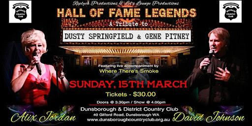 Dusty Springfield & Gene Pitney