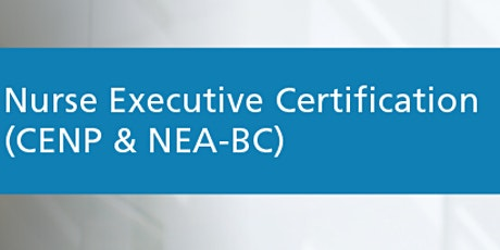 Nurse Executive Certification Review Course tickets