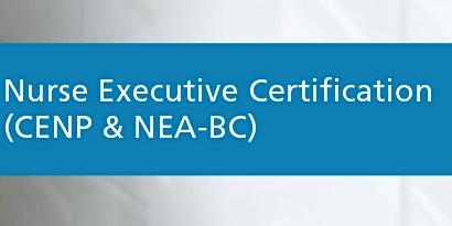 Nurse Executive Certification Review Course