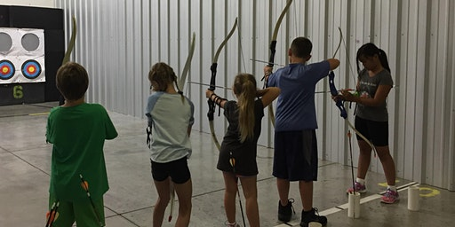 Homeschool Beginner Archery Class