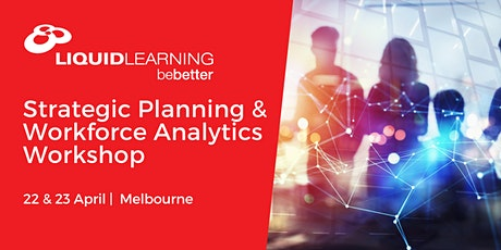 Strategic Planning & Workforce Analytics Workshop tickets