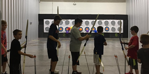 Homeschool Intermediate Archery Class