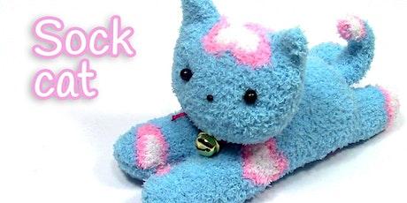 Cuddly Sock Kitten tickets