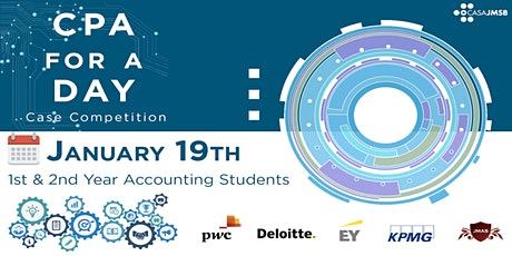 CPA for a Day Case Competition tickets