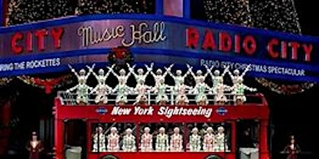 Radio City Rockettes Christmas Spectacular NYC Bus Trip tickets