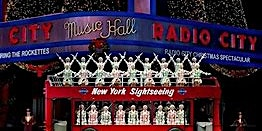 Radio City Rockettes Christmas Spectacular NYC Bus Trip