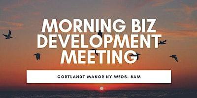 Cortlandt Manor NY Local Biz Development Meetings
