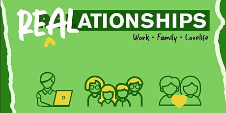 REALationships Seminar (Mar 21 2020 HALF-DAY Saturday, Makati) tickets