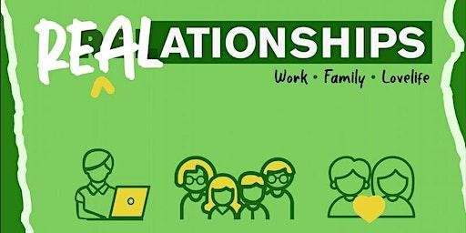 REALationships Seminar (Mar 21 2020 HALF-DAY Saturday, Makati)