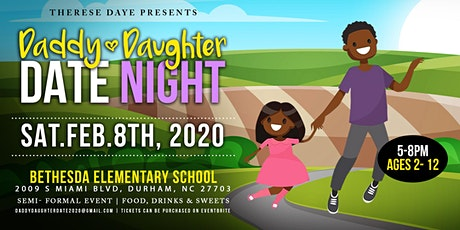 Daddy-Daughter Date Night  tickets
