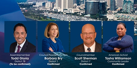 Meet and Greet with San Diego Mayoral Candidates tickets