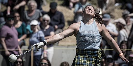 Victoria Highland Games Elite Women's Division