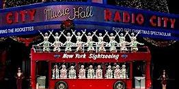 Radio City Rockettes Christmas Spectacular NYC Bus Trip