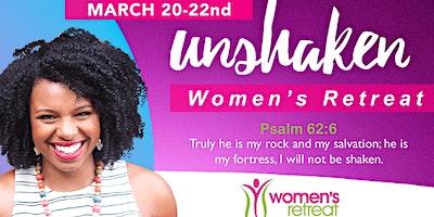 Unshaken Women's Retreat
