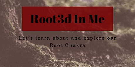 Root3d In Me tickets
