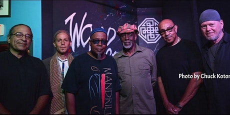 Just Jazz Live Concert Series Presents Cosmic Vibrations with Dwight Trible tickets