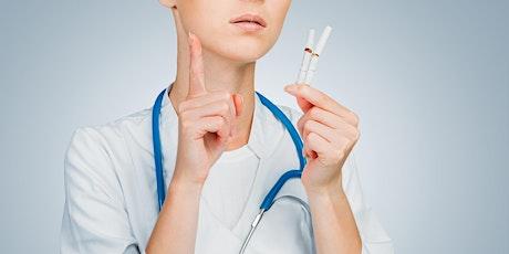 Nicotine Addiction & Smoking Cessation 3-Day Training Course tickets