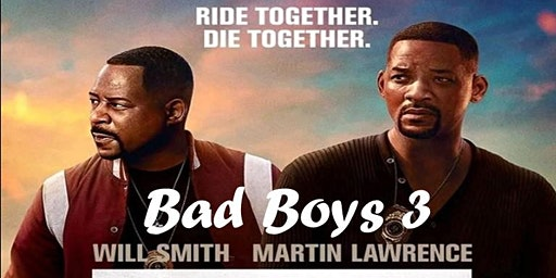 Bad Boys 3 Private Movie Screening