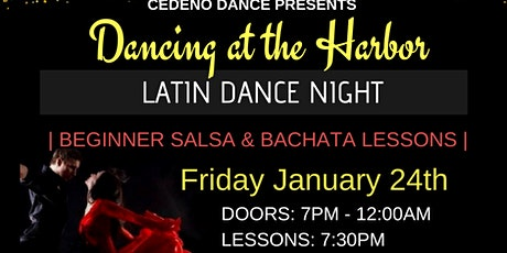 Marin Latin Social January Edition tickets