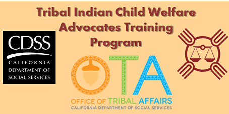 Tribal Indian Child Welfare Advocates Training Program
