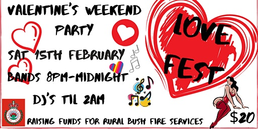 Valentine's Love Fest