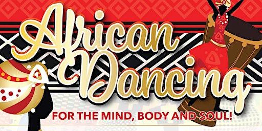 2020 NoVAC African Dance and Spirit Workshop