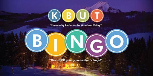 KBUT's Magic Meadows Yurt Dinner & BINGO!-Friday 2/7