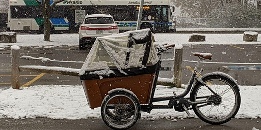 Winter Bike [to work] Day 2020!