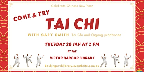 Come & Try Tai Chi with Gary Smith tickets