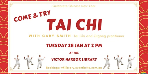 Come & Try Tai Chi with Gary Smith