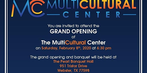 Grand Opening of the MultiCultural Center