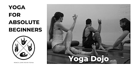 Yoga for Absolute Beginners 2020 tickets