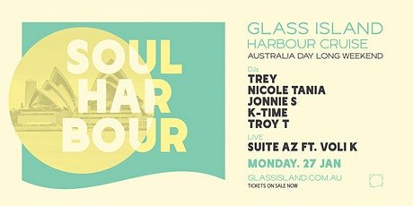 Glass Island - Soul Harbour - Australia Day Long Weekend - SOLD OUT tickets