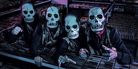 Los Tiki Phantoms + Mini dj's entradas