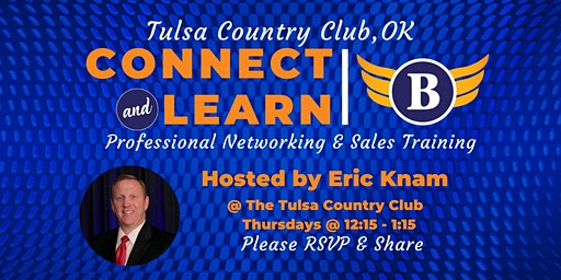Bold Networking Event @ Tulsa Country Club