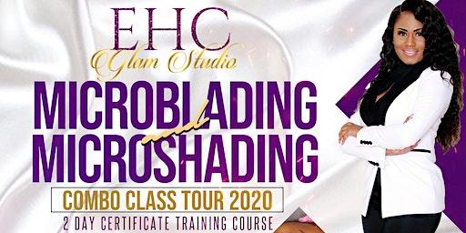 EHC Glam Studio Microblading & Microshading Combo Class