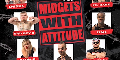 The Midget Wrestling Show @ Coalminers Lounge tickets