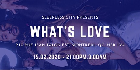 What's Love tickets