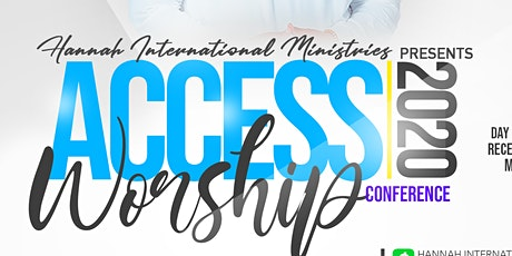 ACCESS 2020 Worship Conference  tickets