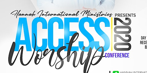 ACCESS 2020 Worship Conference