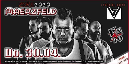 Maerzfeld / Bad Salzungen - ZORN Tour 2020