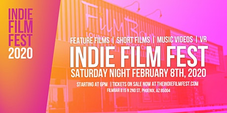 Indie Film Fest 2020 Saturday Night tickets