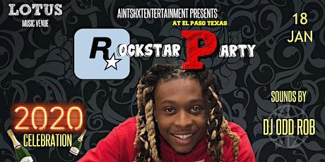 AINTSHXTENTERTAINMENT PRESENTS: ROCKSTAR PARTY FEAT. SHREDDAINTSHXT & WILL entradas