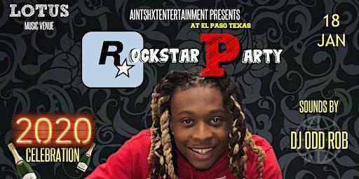 AINTSHXTENTERTAINMENT PRESENTS: ROCKSTAR PARTY FEAT. SHREDDAINTSHXT & WILL
