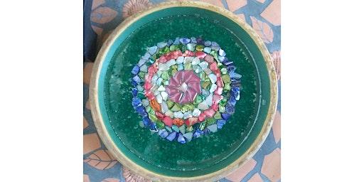 Meditation & Creating Mosaic Mandala